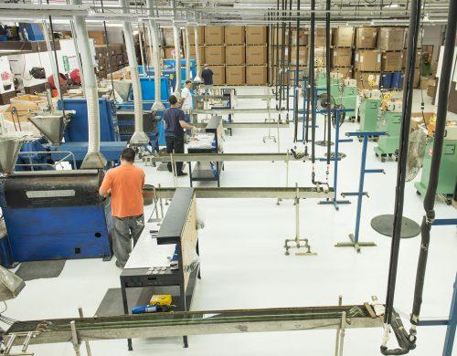 FRL Factory Floor
