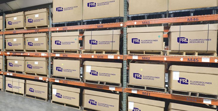 Crates ready to ship